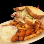 Harbor Inn of Lynchburg VA Club Sandwich